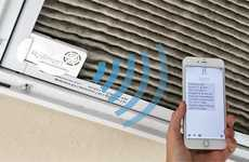 Retrofit Smart Air Filters - FloSmart Turns Any Home Air Filter into a Smart Device