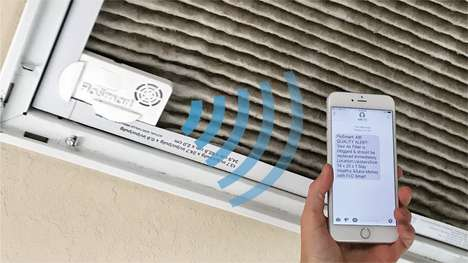 Retrofit Smart Air Filters