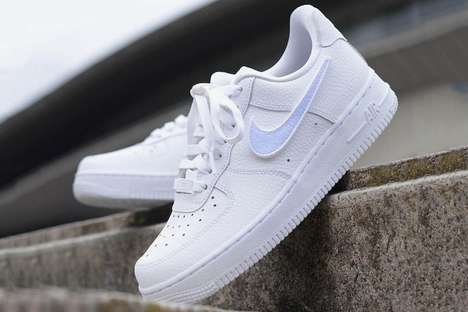 Removable Velcro Swoosh Shoes