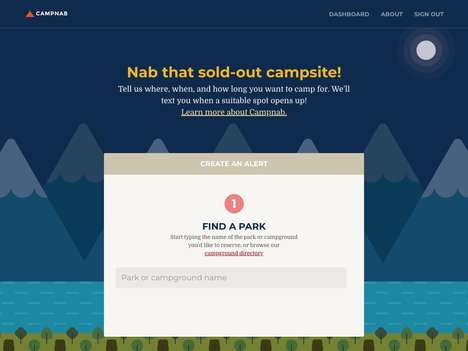Last Minute Campsite-Booking Platforms
