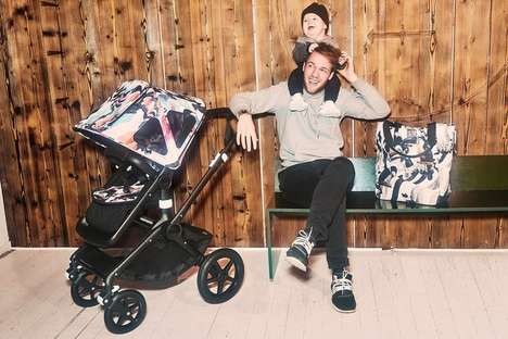 Stylish Stroller Collections