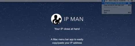 Simplified IP Address Tools
