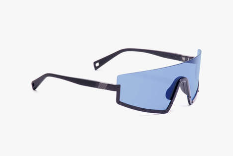 High-Performance Cycling Glasses
