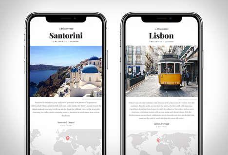 Explorer Community Travel Apps