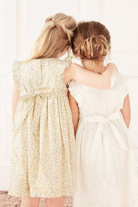 Elegant Summer Toddler Dresses