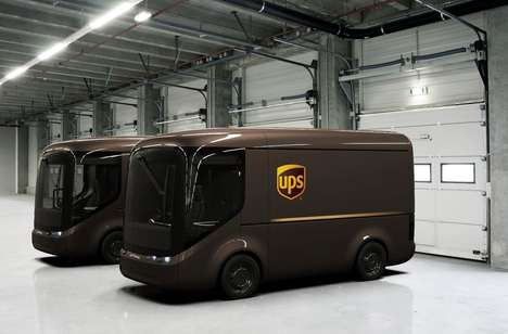 Emissions-Free Delivery Trucks