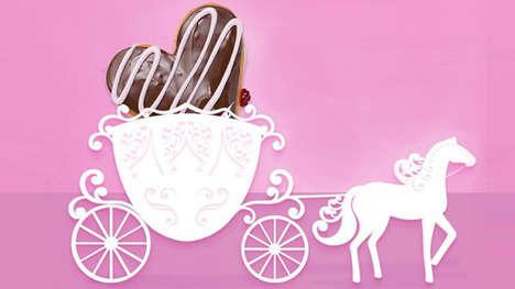 Royal Wedding-Themed Donuts