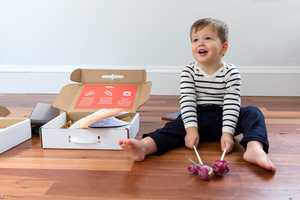10 Child-Centric Subscription Services - From Ethical Diaper Deliveries to New Mom Care Packages