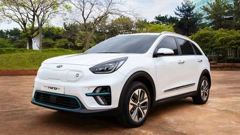 Compact Electric Crossovers