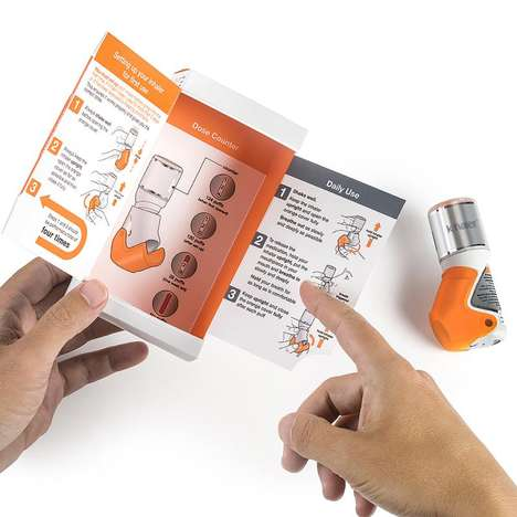 Intuitively Designed Inhalers