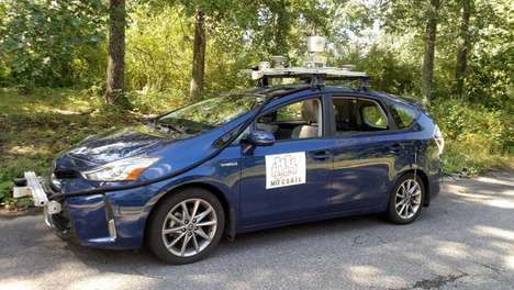 Autonomous Mapping Systems - The 'MapLite' System Helps Self-Driving Cars Navigate Unfamiliar Roads