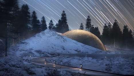 Sprawling Solar Observatories