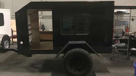 Customizable Off-Road Trailers