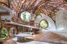 Luxurious Treehouse Galleries