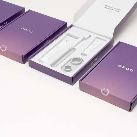 Aesthetic Oral Care Subscriptions