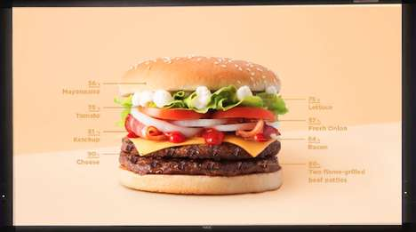Social Media Burger Personalization - Burger King Lets You Customize Your Own Burger Via Instagram