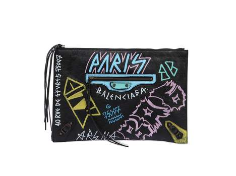 Urban Graffiti Handbags