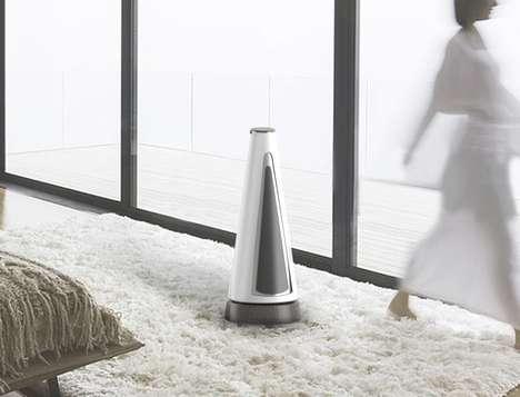 Chic Conical Dehumidifier Appliances