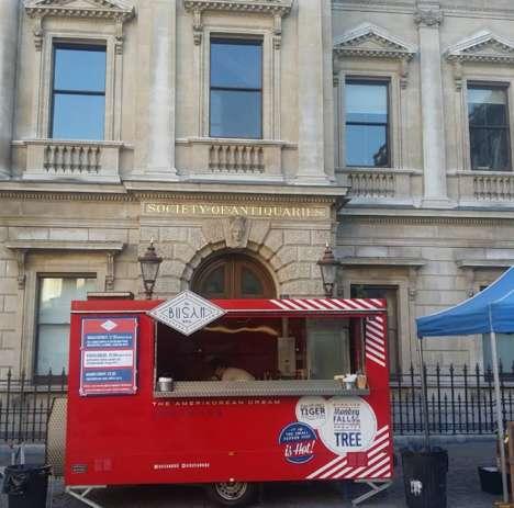 Fusion BBQ Food Trucks