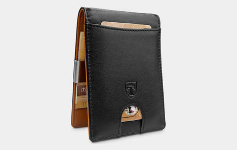 Minimalistic Antitheft Wallets