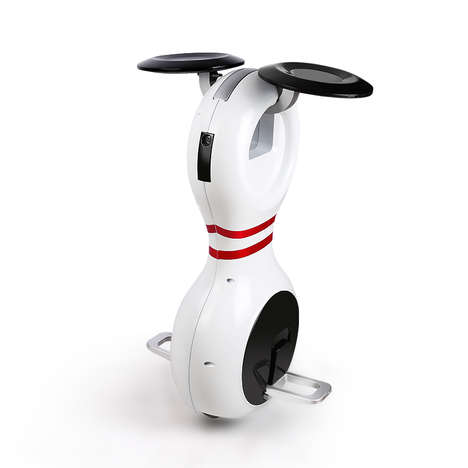 Electric Omnidirectional Scooters