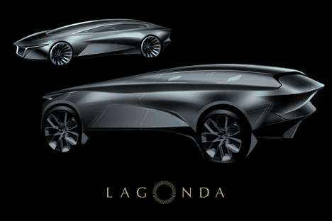 Futuristic Luxury SUVs