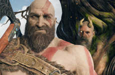 Face-Focused Photo Features - God of War's New Photo Mode Lets Players Adjust Facial Expressions