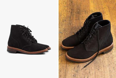 Exclusive Steerhide Boots