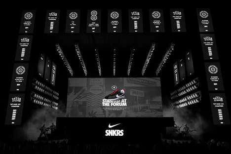 AR Concert Sneaker Drops