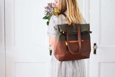 City-Appropriate Vegan Handbags