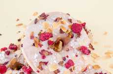 Almond Liqueur Donuts - The Baileys Almande x Doughnut Time is Glazed with Almond Milk Liqueur