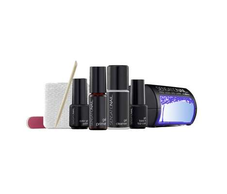 SensatioNail's 'Gel Polish Starter Kit' Has Everything Needed