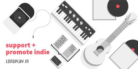 Curated Indie Music Sites