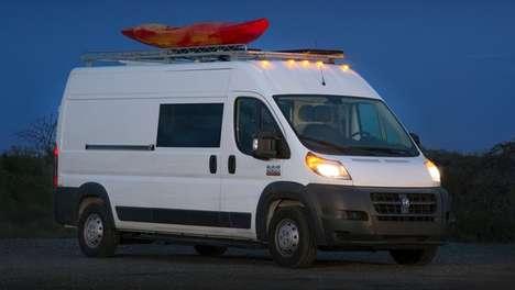 Eco-Friendly Van Conversions