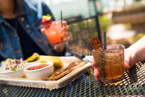 Boozy Theme Park Tours - Disney Springs is Highlighting Its Fine Restaurants with a Bourbon Trail