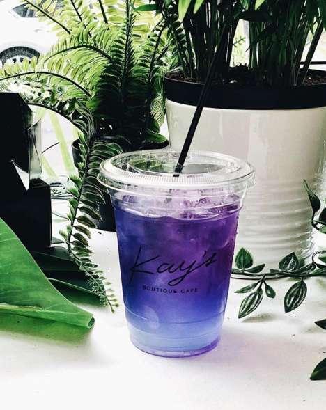 Color-Changing Thai Teas