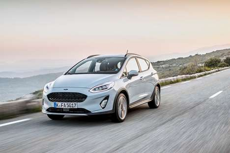 Compact Hatchback Crossovers