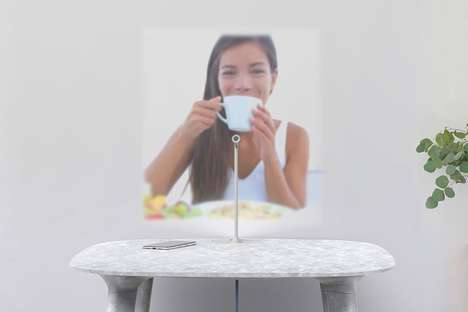 Telepresence Dining Furniture