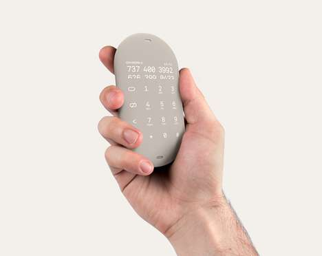 Anti-Distraction Cellphones - The 'Moto Zen' Mobile Phone Helps Users Stay in the Moment