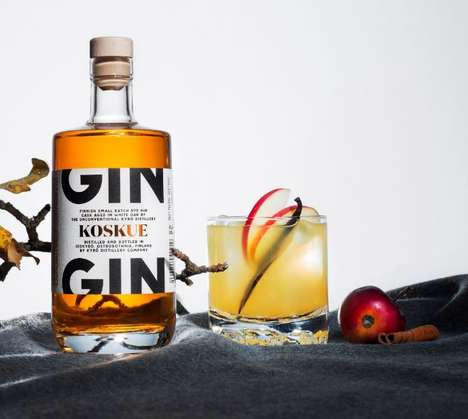 Barrel-Aged Finnish Gins
