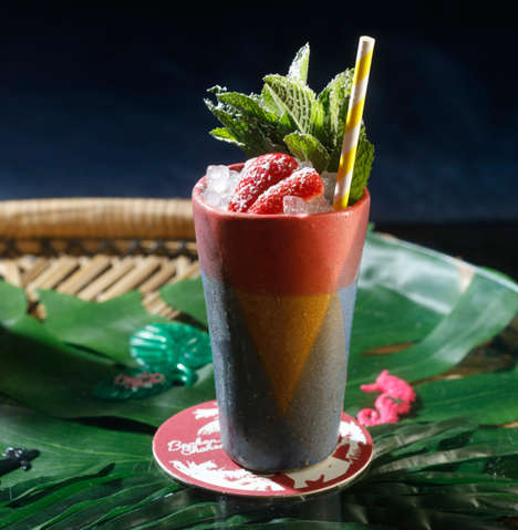 Middle Eastern-Influenced Cocktail Bars