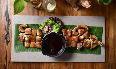 Indonesian BBQ Menus - Indonesian Eatery Naughty Nuri's Will Open its Doors in Bali