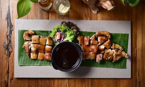 Indonesian BBQ Menus