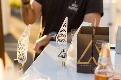 3D-Printed Beer Taps