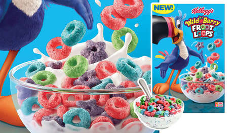 Wild Berry Cereal Updates