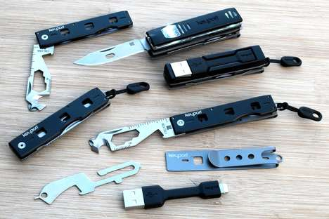 Modular EDC Multi-Tools