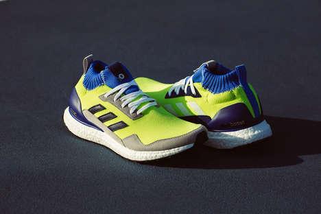 Eye-Catching Sock-Like Sneakers