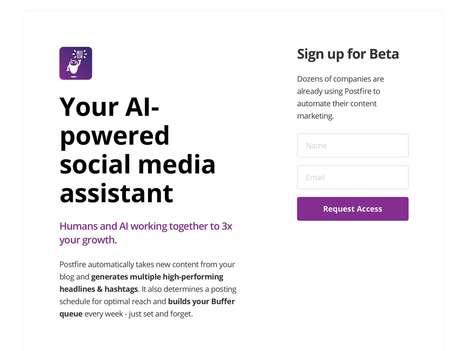 AI-Integrated Social Media Services