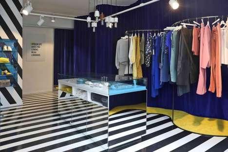 Illusory Retail Shops