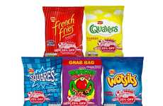 Travel Discount Snack Promotions